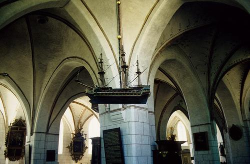 Kirche in Burg auf Fehmarn